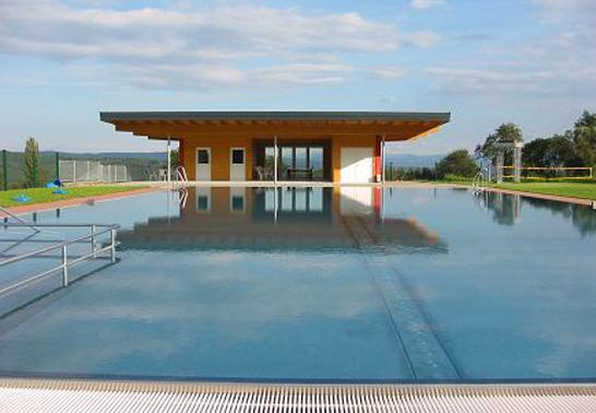 Badhaus Artstetten Freizeitanlage - Projekte