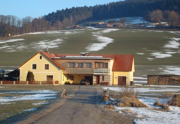 Zubau Einfamilienhaus - DR - Projekte