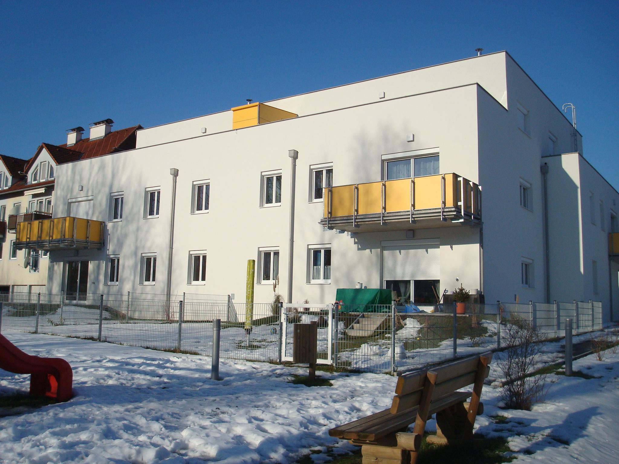 Wohnhausanlage Yspertal