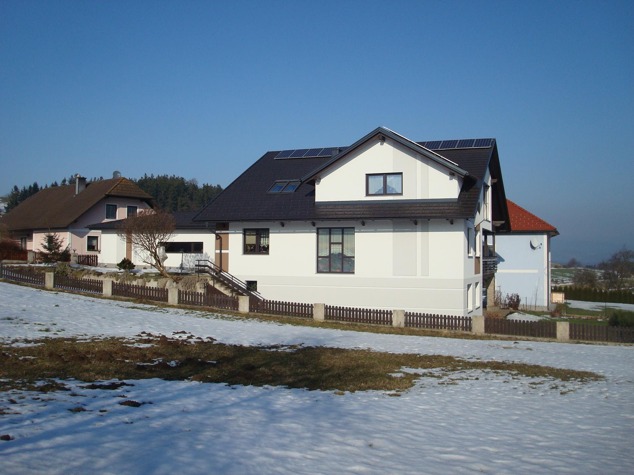 Sanierung Einfamilienhaus und Errichtung einer 2. WEH - DF