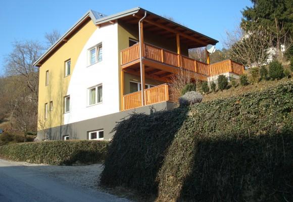 Einfamilienhaus MR - Neubau - Projekte