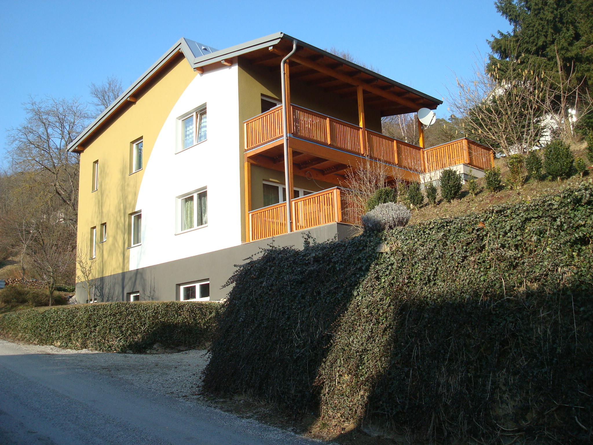 Einfamilienhaus MR - Neubau