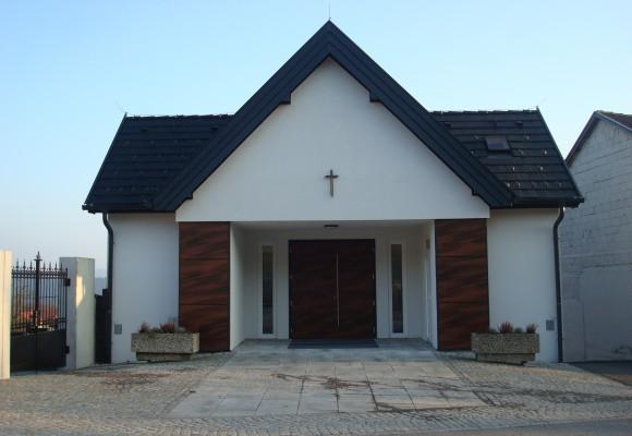 Aufbahrungsgebäude Artstetten - Projekte