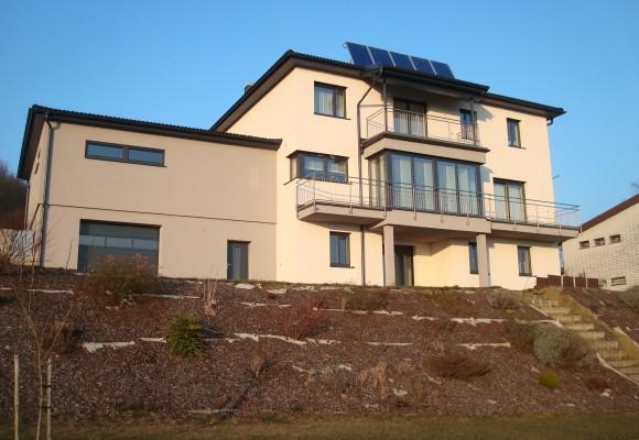 Einfamilienhaus RCH - Neubau - Projekte