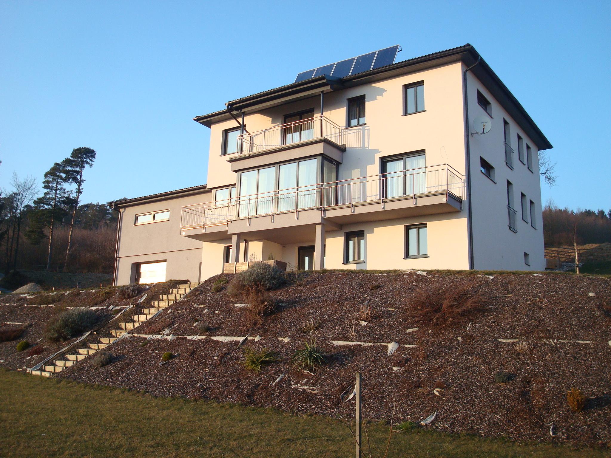 Einfamilienhaus RCH - Neubau