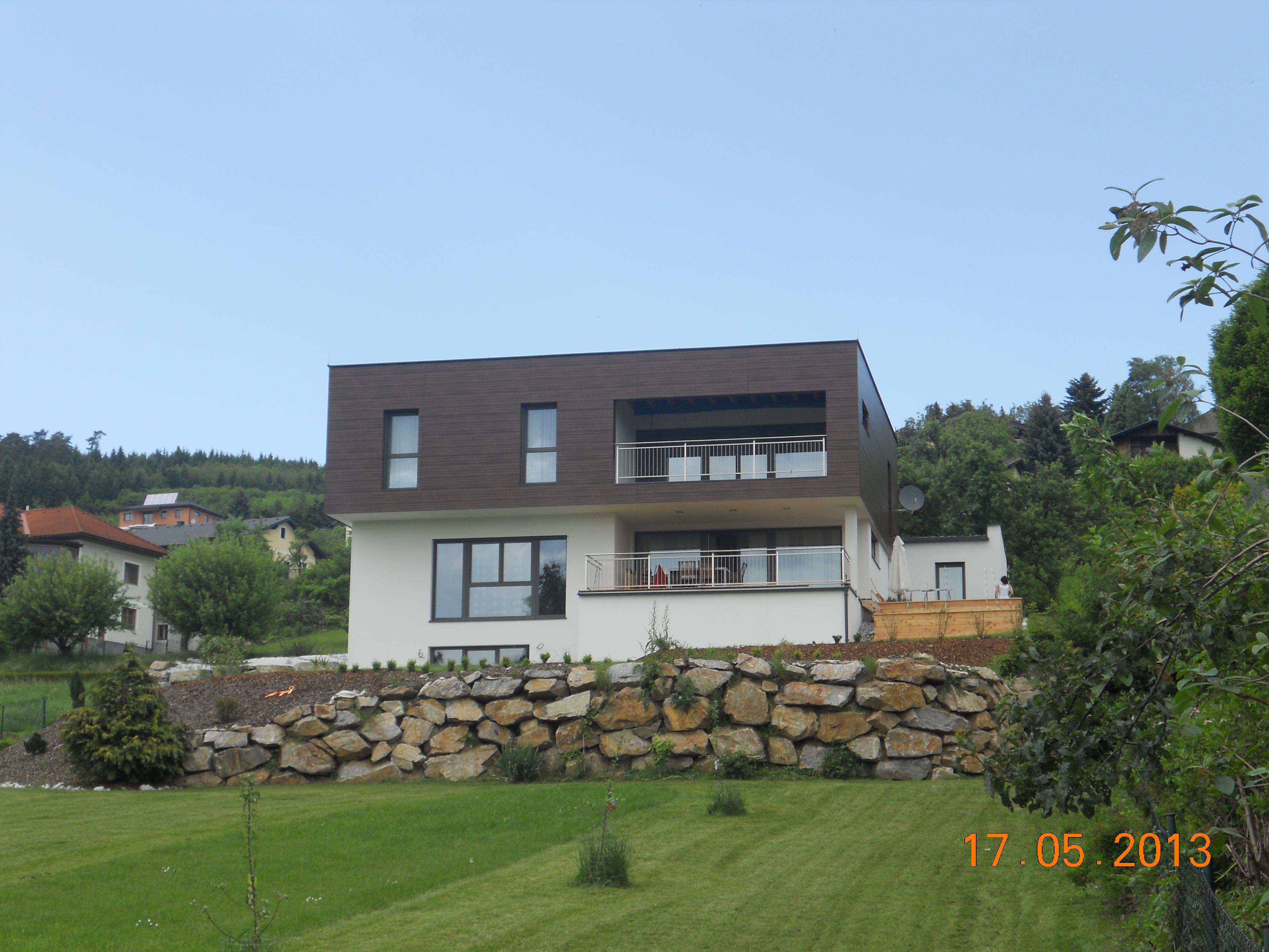Einfamilienhaus MM - Neubau
