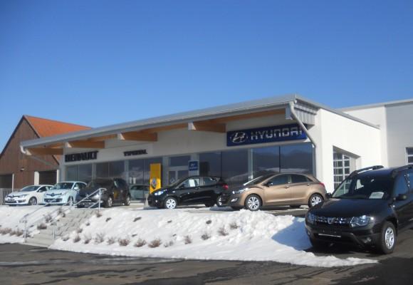 Autohaus Yspertal - Projekte