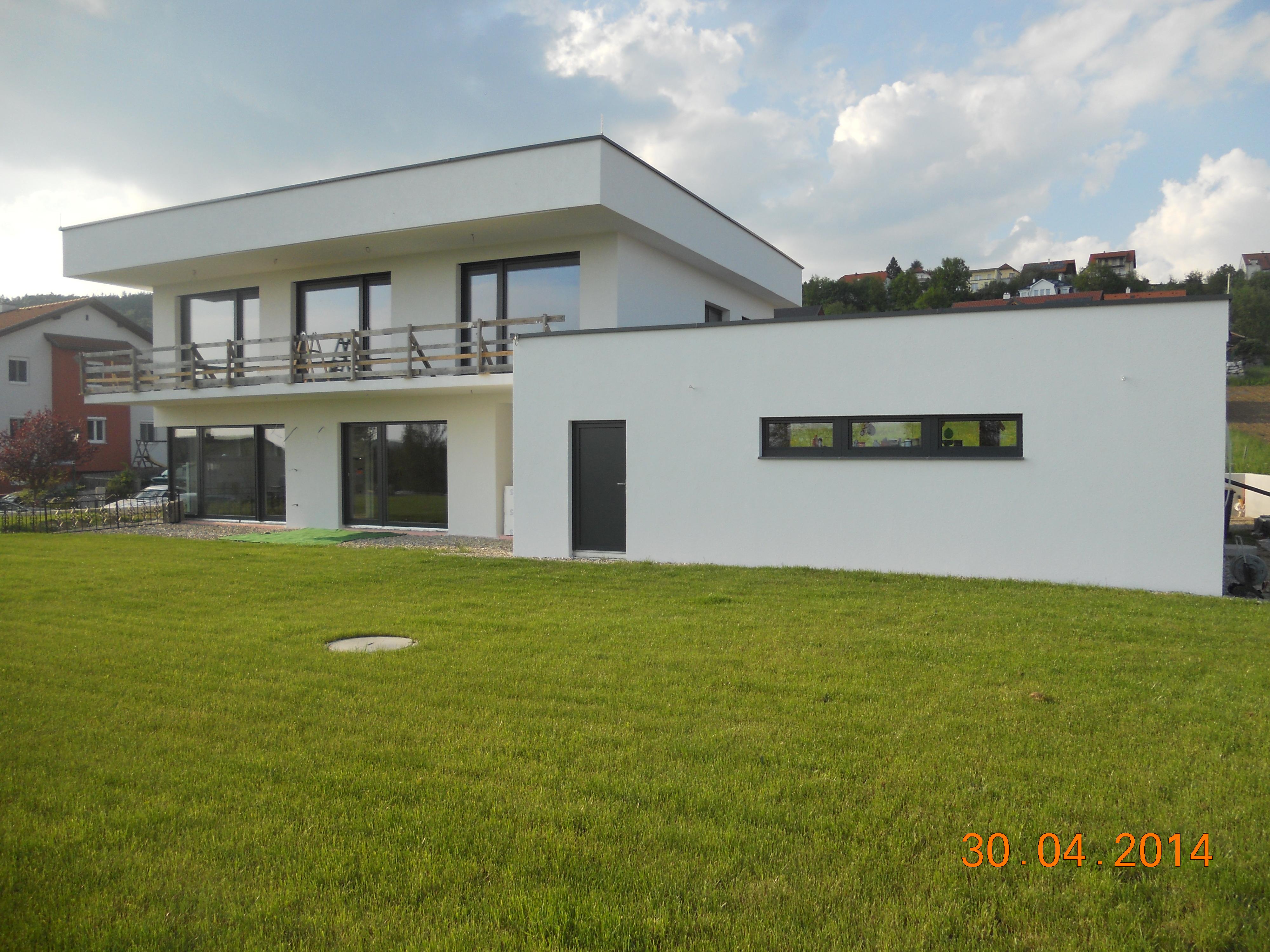 Einfamilienhaus NCH - Neubau
