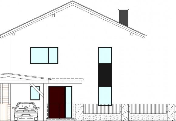 Einfamilienhaus CF - Neubau - Projekte