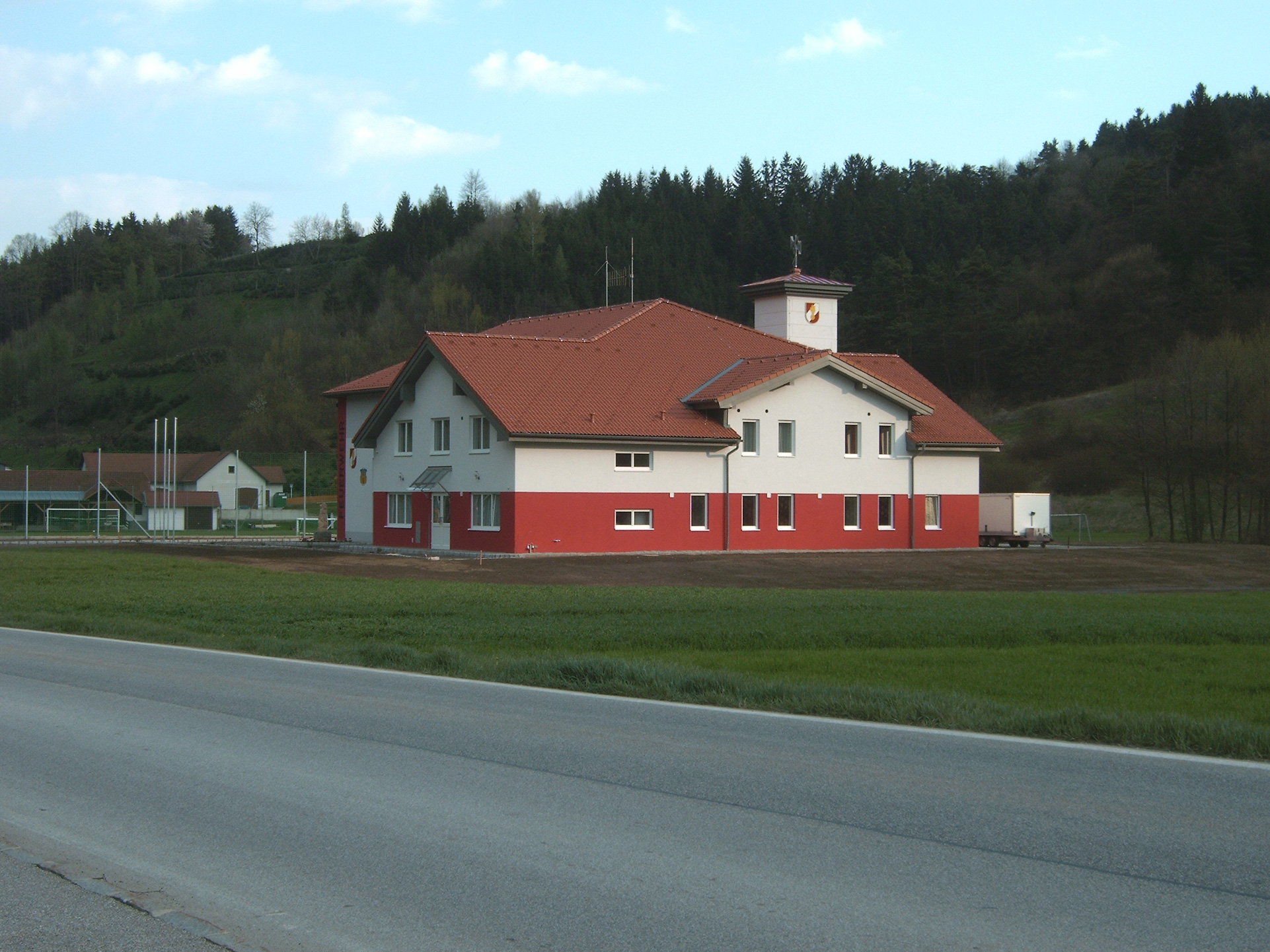 Feuerwehrhaus Weiten