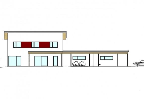 Einfamilienhaus MCH - Neubau