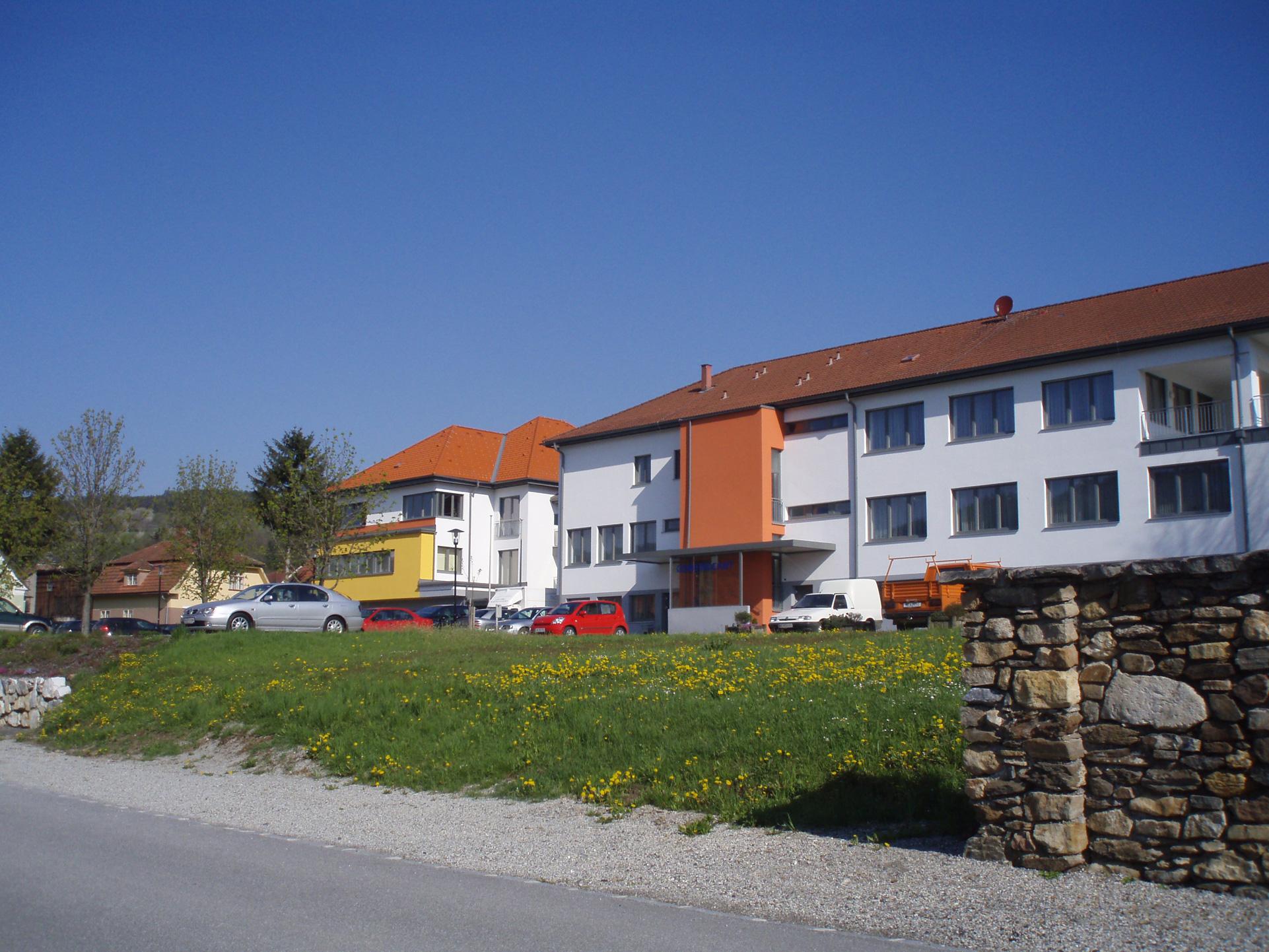 Zubau und Sanierung GZ Pöggstall