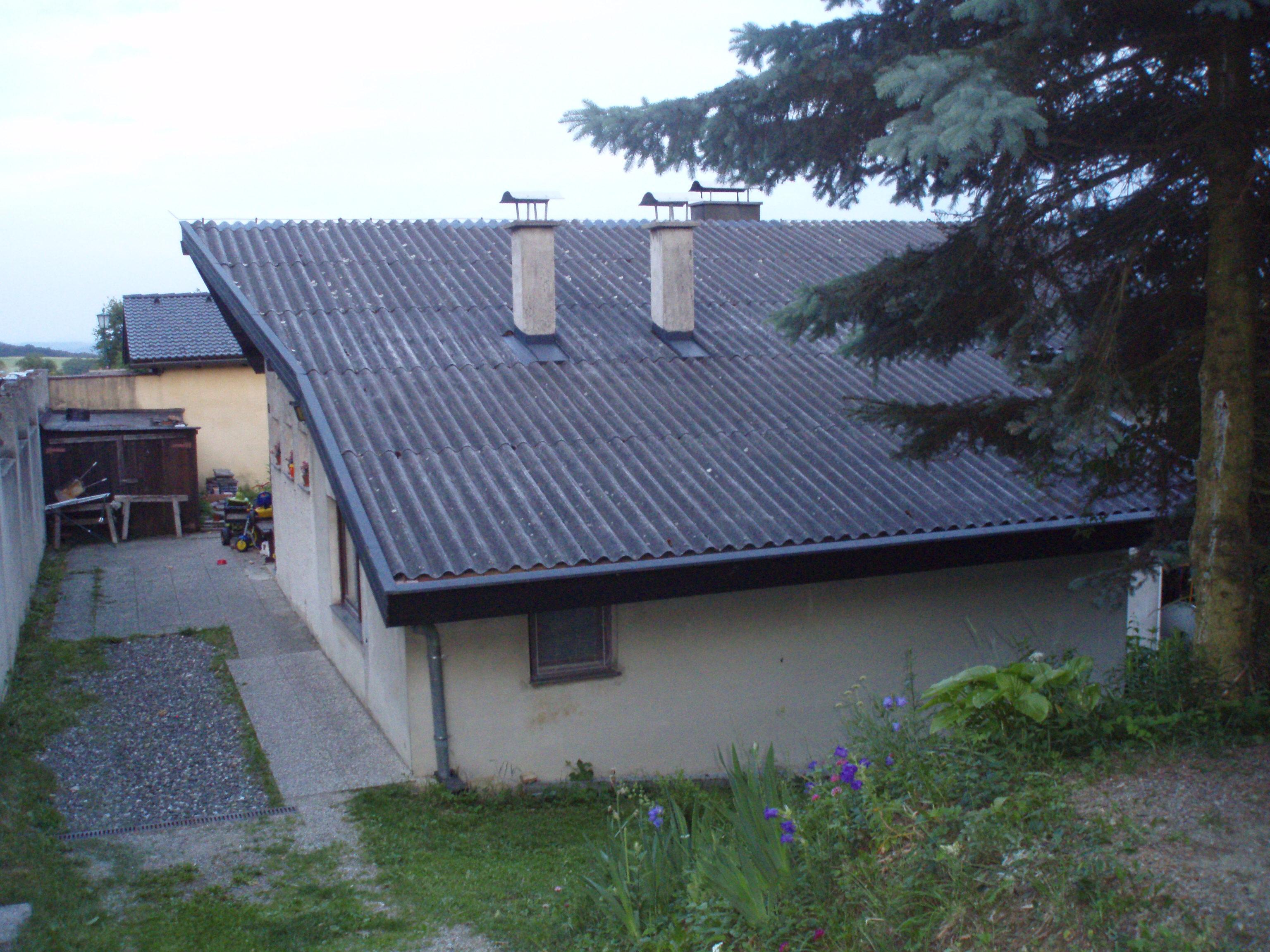 Umbau und Sanierung Einfamilienhaus - AR