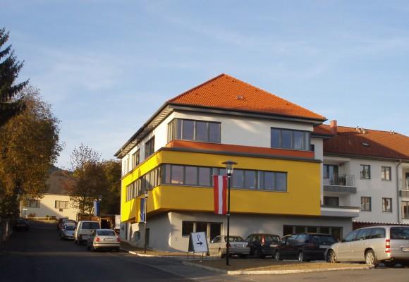 Zubau und Sanierung GZ Pöggstall - Projekte