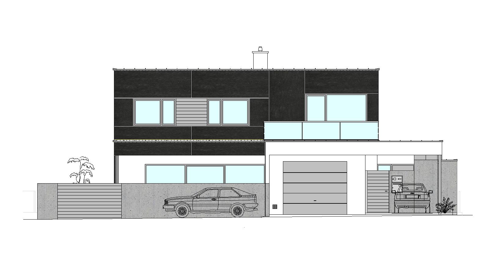 Einfamilienhaus PM - Neubau