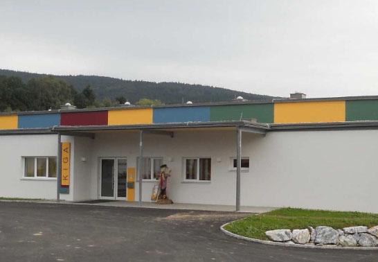 KIGA - Yspertal