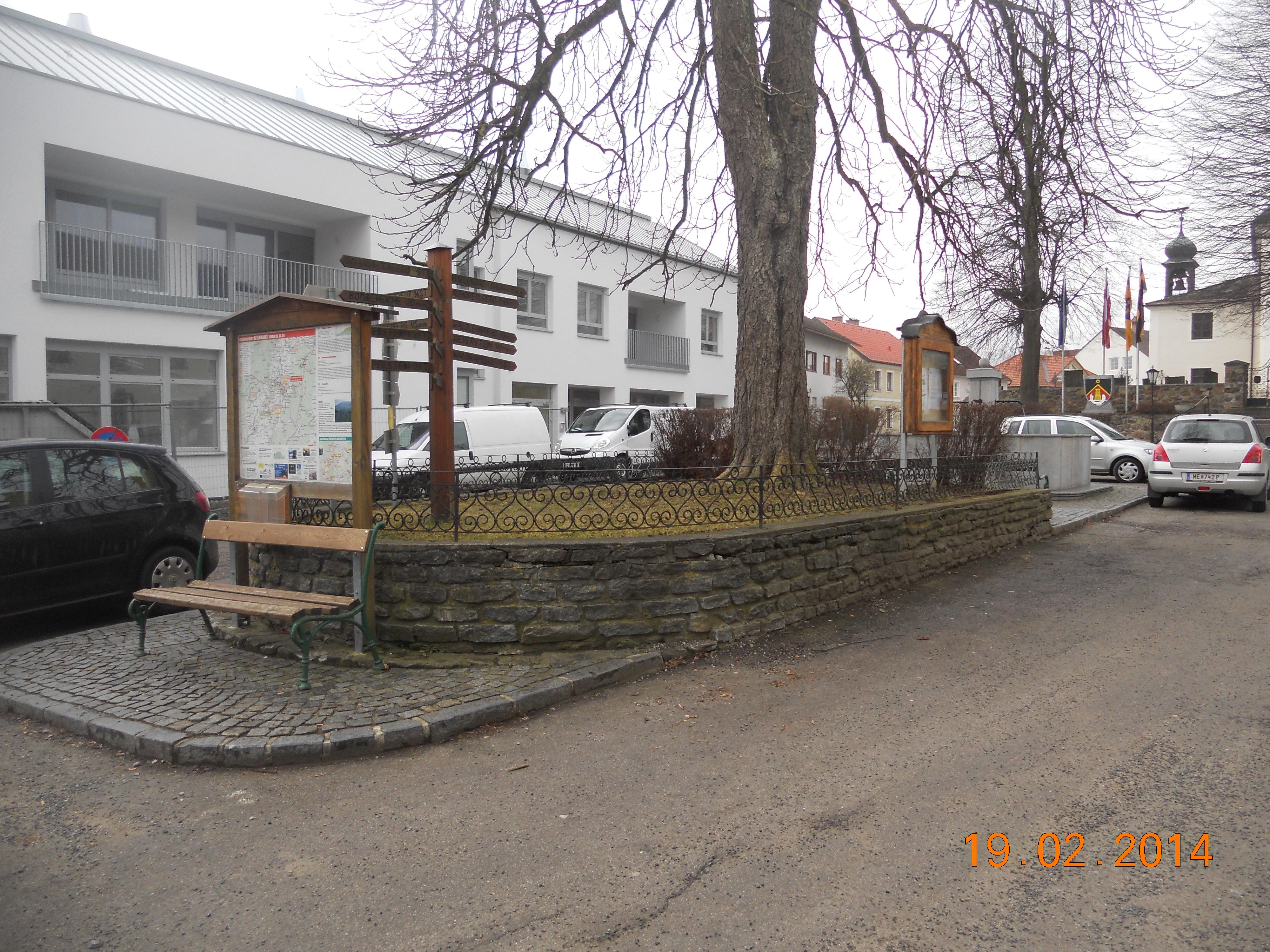 Neugestaltung Ortsraum Altenmarkt - MG Yspertal