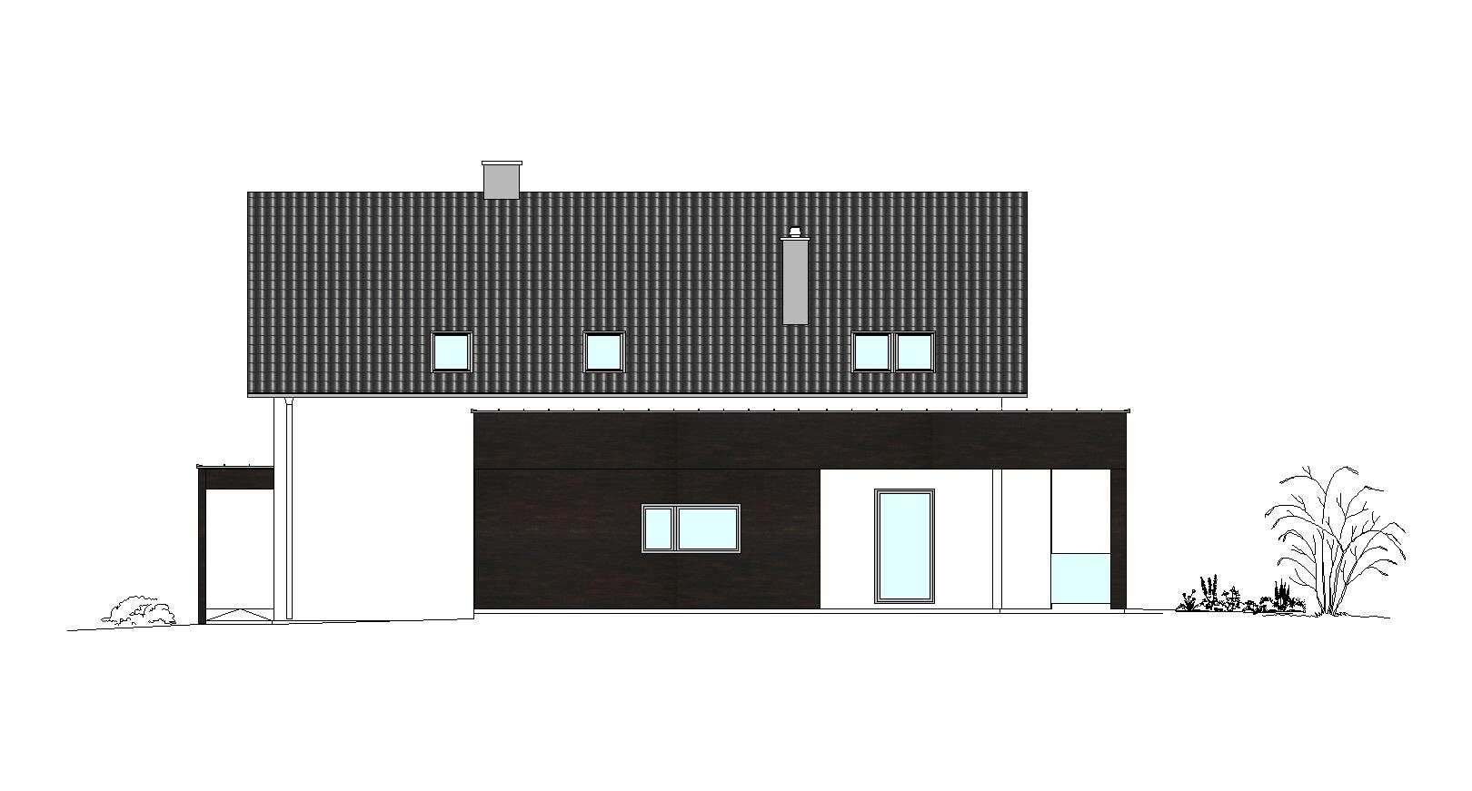 Sanierung Einfamilienhaus und Errichtung einer 2. WEH - VW