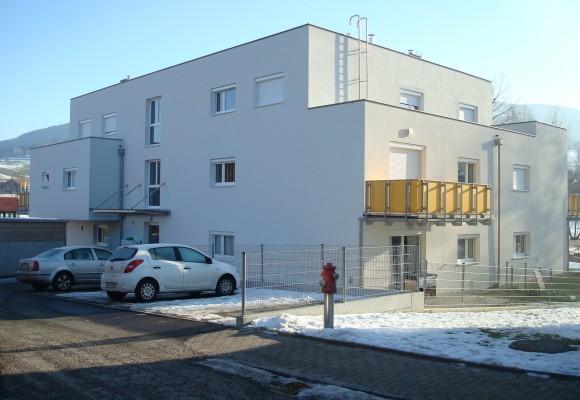 Wohnhausanlage Yspertal - Projekte