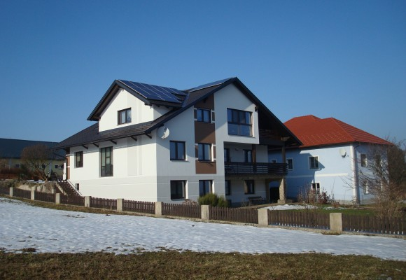 Sanierung Einfamilienhaus und Errichtung einer 2. WEH - DF - Projekte