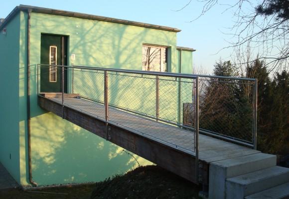 Sanierunge Einfamilienhaus - AR - Projekte