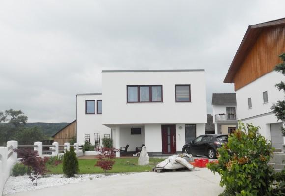 Einfamilienhaus - HK - Projekte