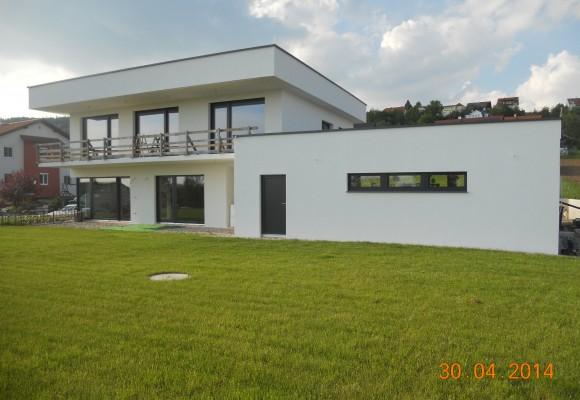 Einfamilienhaus NCH - Neubau - Projekte