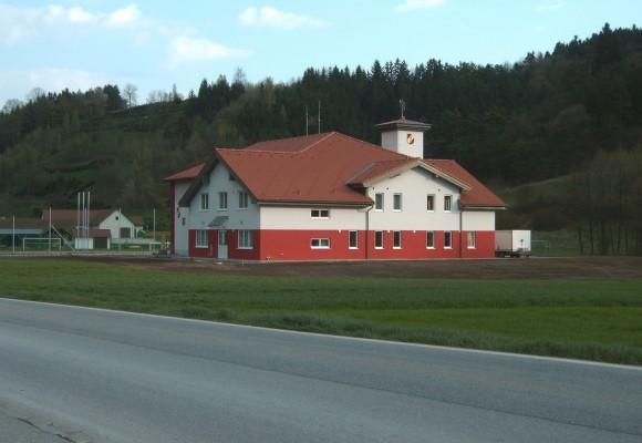 Feuerwehrhaus Weiten - Projekte