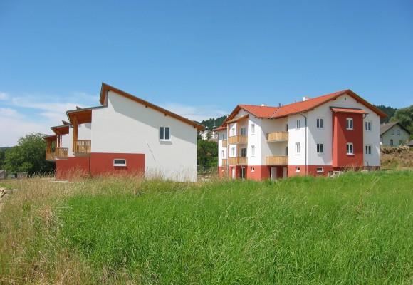 Wohn- und Reihenhausanlage Artstetten - Projekte